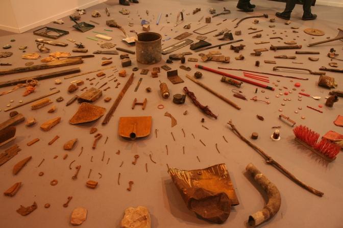 'Círculo de color sedimentario' de Arturo Hernández Alcázar,