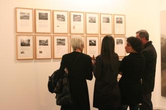 Espacio Galería Casas sin Fin. Foto: Angélica Méndez