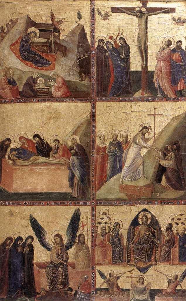giovanni da rimini historias de la vida de cristo