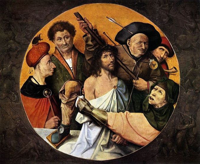 La coronación de las espinas o los improperios el bosco 1530 1593
