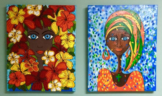 'María Cayena' y 'María Confetti' de Arte Ginia